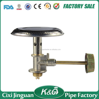 85mm manufacturer china camping stove top, small burner top 85mm, good quality blue fire burner top CS-002