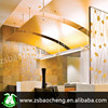 Cheap Modern Waterproof Glossy 3D Interior Wall Decorative Panel