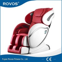 shiatsu L shape lifting massage chair with remote control