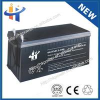 200ah deep cycle agm battery 12v gel battery 200ah