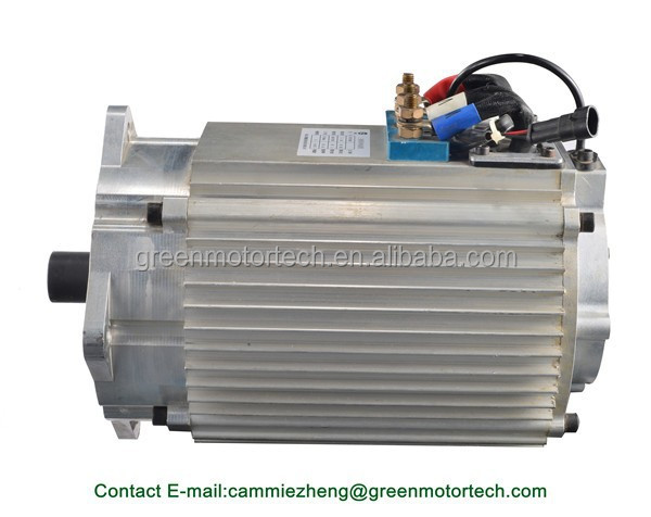3000w Ac Motor For Electric Golf Car Small Car For Adult