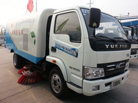 2015 Best-Selling mini sewage suction truck for sale