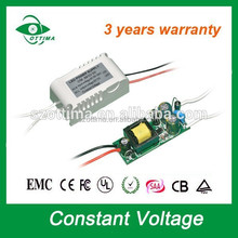 Shenzhen led power driver factory cheapest price12W constant voltage 12V led driver