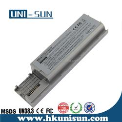 11.1V 5200mah 6 Cells MSDS Compatible Replacement Laptop Battery For DELL Latitude D620 D630 D630c D630N M2300