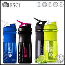 sports protein shaker bottle/flask
