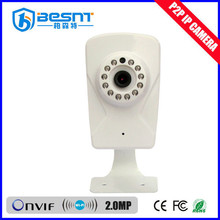 2015 New Product Security System H.264 compression mode 2 mp wifi home ip camera BS-IP21K