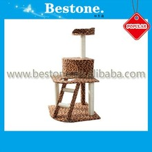 Hot selling Sisal Cat House Simple Cat Scratching Tree