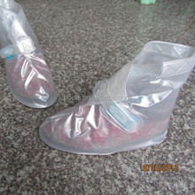 jelly dress pvc shoes cover,fashion pvc shoes cover