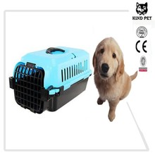 2015 best-selling plastic dog carriers portable dog carrier