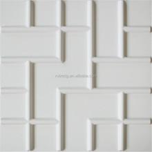 PVC waves wall panel PVC laminated