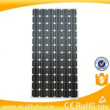 Practical 5W to 250W high power solar panel