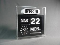 retro flip wall clock / retro flip down clock