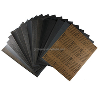 Lowest Price Wet & Dry Emery Sandpaper Sheets Mixed Grit 60-2000 Sand Paper Sanding Finishing