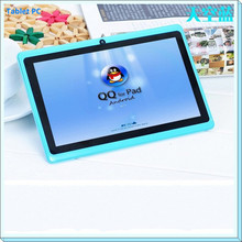 7 inch android tablet pc android 4.2 android tablet Q88 wifi A23 tablet pc