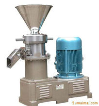 2012 best seller wide output range sesame paste making machine