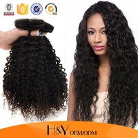 Moq 3 piece Top Selling Afro Kinky indian hair Grade 7A Afro Kinky Curl Human Hair on Wholesale