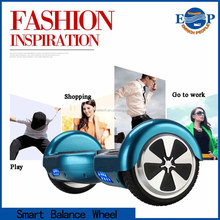 Fashion Electric Unicycle Mini Scooter Two Wheels Self Balancing/ 2 Wheels Smart Balance Electric Scooter With Remote Control