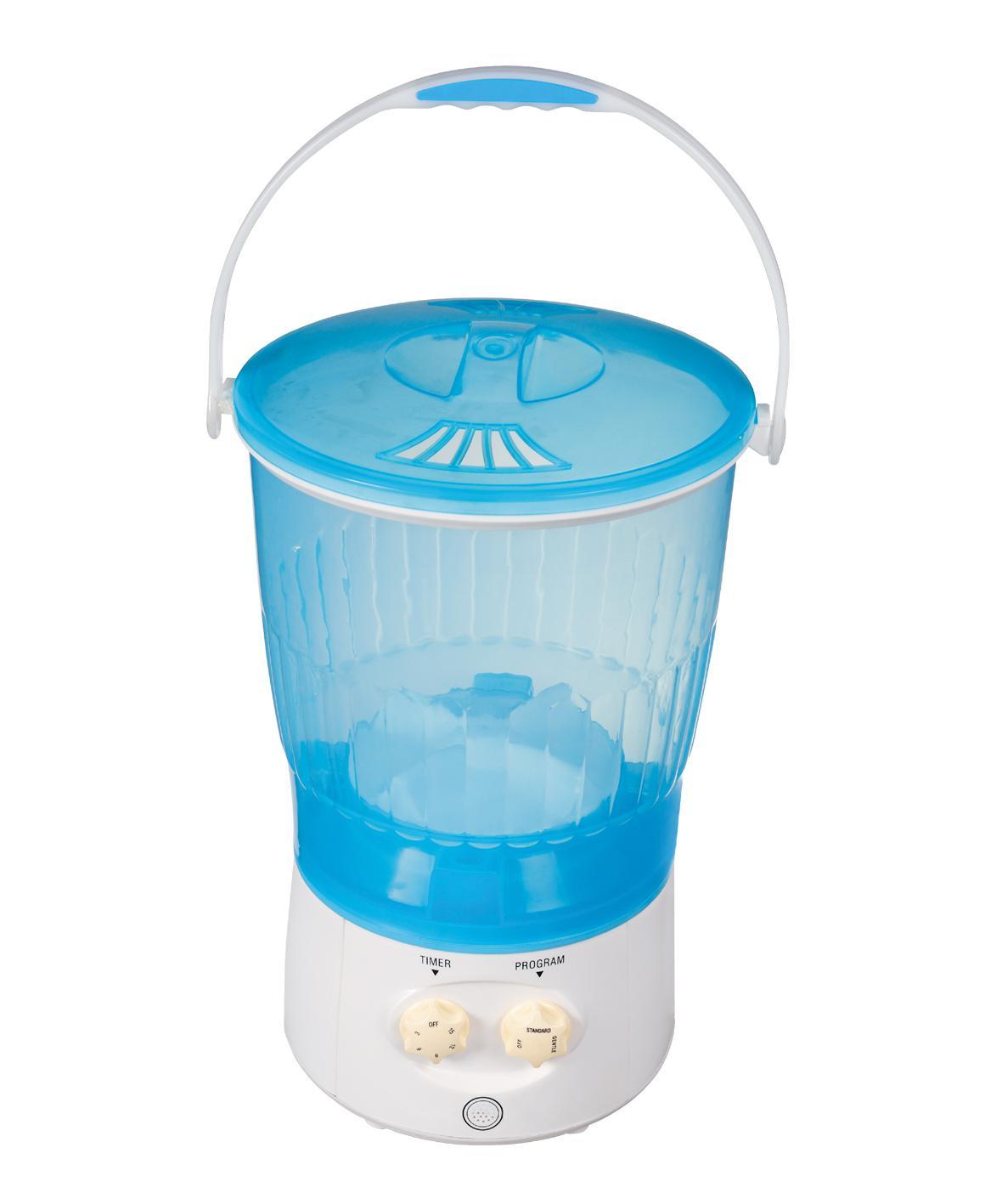 6 5 kg mini portable baignoire seule machine laver semi for Machine a laver semi professionnelle