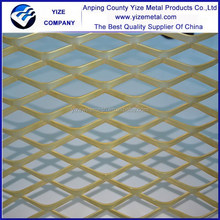 buy direct from china Flatted galvanized flatted expanded metal mesh/flattened practical expanded metal mesh/expanded metal mesh