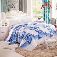 Wholesale neck warmer custom printed mulberry silk quilt