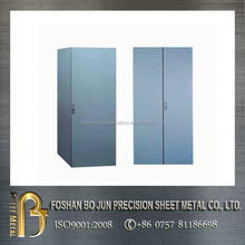 High precision customized stainless steel wardrobe for bedroom design sheet metal fabrication