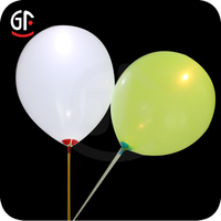2015 New Ballon Lighting Event And Party Favour Custom Logo Printed Led Balloons