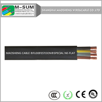 PVC Insulation Material and Low Voltage Type welding ground cable