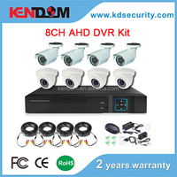 SONY Very Nice Pirce AHD Camera Kit, AHD CCTV IR Camera Kit, 4CH/8CH AHD DVR Set