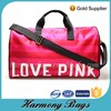 Lightweight Economy Modern women's pink travelling bag