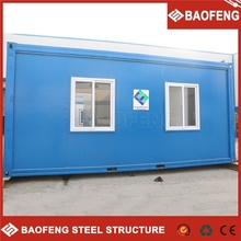 customized size mobile hydraulic shipping container
