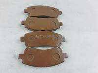 04465-BZ010 atv ceramic carbon fiber brake pads for toyota