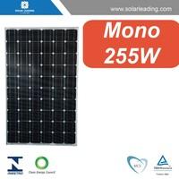 Solar panels 250 watt - 255 watt monocrytalline