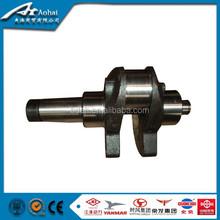 pangkou spare parts city diesel engine parts S195 crankshaft