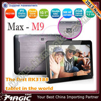 New Arrival! Android 4.1 RK3188 pipo m9 quad core tablet pc