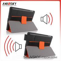 magic sound PU leather case for ipad