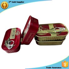 Canned Sardine In Vegetable Oil Supplying Best Canned Sardine Fish 125g