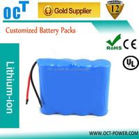 Rechargeable Battery li-ion battery 7.4v 4400mah