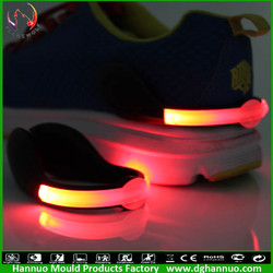 Hot Selling waterproo outdoor f silicone bike light for cycling shoes