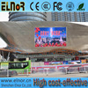 Outdoor wall mounted waterproof HD P8 video led panel