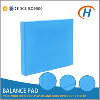TPE 2015 high density balance pad ,back support pad balance ,extra firm balance pad