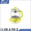 Hot sale! 2.0L unique, cordless electric teapot, teapot with strainer