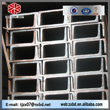 china supplier q235 steel U channel for steel structure building good properties
