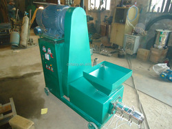 China Professional Factory Coal and charcoal briquette machine