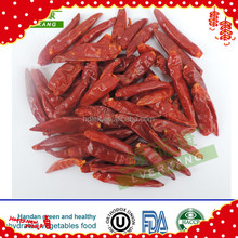 Natural red dehydrated dried chili pepper from china, prices of chili powder