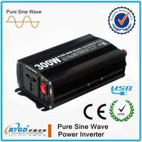 300W Power Inverter DC to AC 12V 220V Pure Sine Wave Inverter Home Use / Outside Power Converters