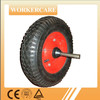 4.00-8 wheel barrow wheel and axle
