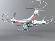 New arrive Syma X5 2.4G 4ch rc quad copter with camera