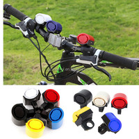 2014 New Free Shipping 6 Sounds Ultra-loud Bicycle Bike Electronic Bell Horn Alarm Speaker Siren Easy To Be Fixed On The Bike