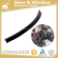 Glass Window Rubber Strip Sliding Shower Door Seal Waterstop Rubber Seal Strip