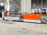 automatic industrial ultrasonic cleaner for metal parts